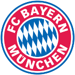 The FC Bayern crest from 2002