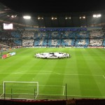 Champions' League 2013/14 Group Phase Match v Manchester City, Etihad Stadium, Manchester